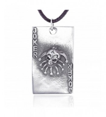 Dans Jewelers Playing Pendant Necklace