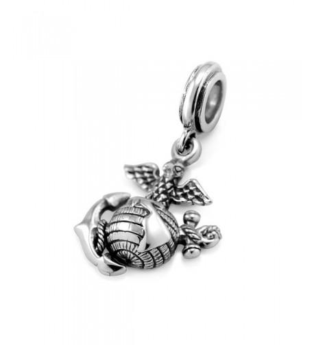Sterling Silver Marine Dangle Bracelet