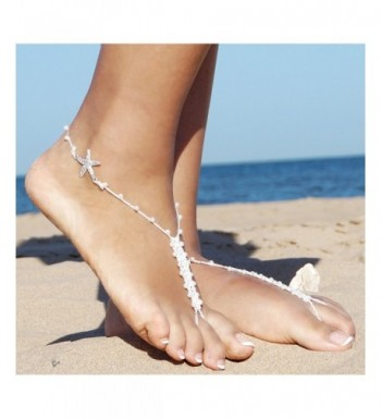 94987c385 Available. Crystal Barefoot Sandals Wedding Jewelry  Women s Anklets   Discount Jewelry for Sale