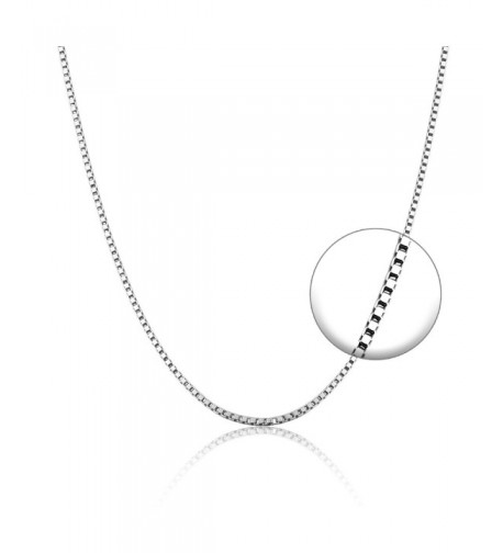 Sterling Necklace Lightweight Diamond Necklaces