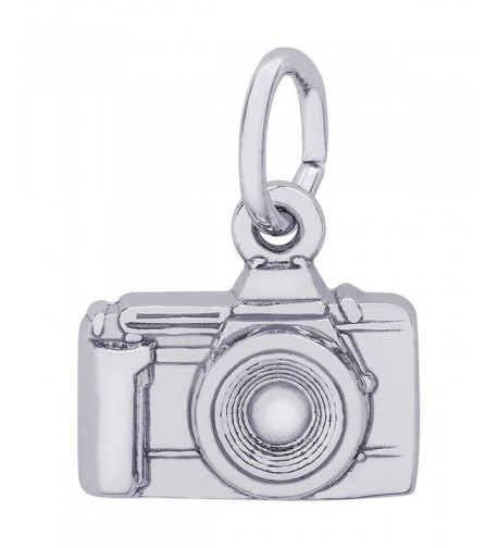 Rembrandt Charms Camera Sterling Silver