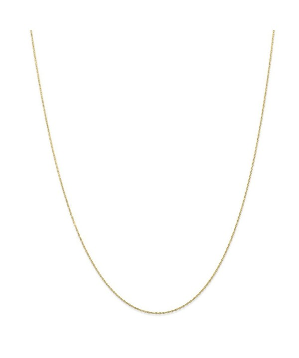 Carded Cable Chain Necklace Inches