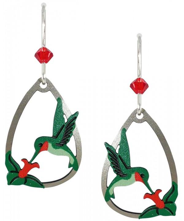 Sienna Sky Hummingbird Teardrop 1419