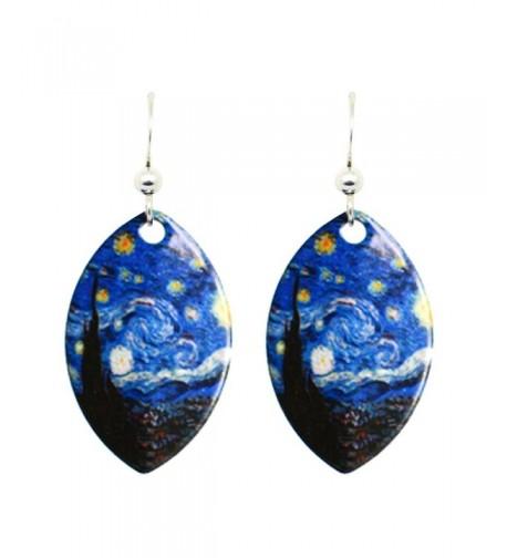 dears Starry Night Earrings Vincent