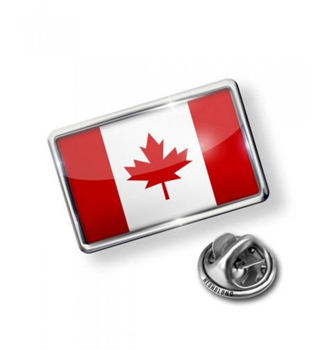 Pin Canada Flag Lapel NEONBLOND