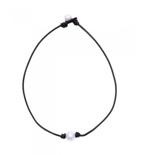 Aobei Pearl Cultured Freshwater Necklace