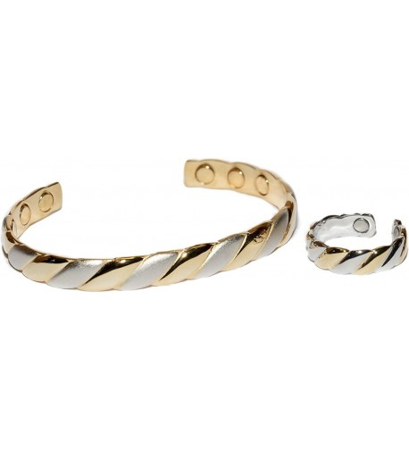 Paris Magnetic Therapy Cuff Ring