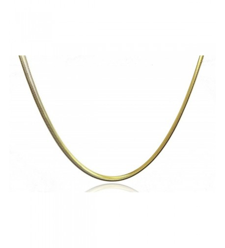 Chelsea Jewelry Collections Herringbone yellow gold