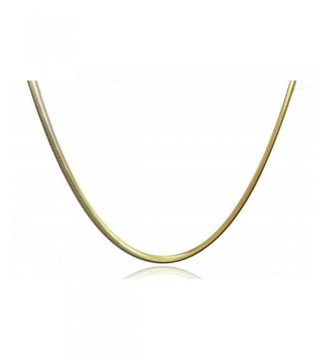 Chelsea Jewelry Collections Herringbone yellow gold