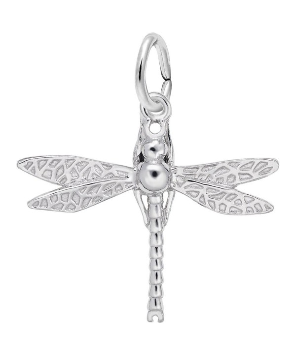 Dragonfly Sterling Charms Bracelets Necklaces