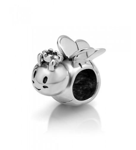 Sterling Silver Honey Queen Bracelet