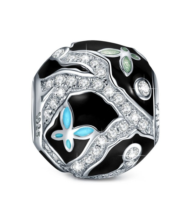 NinaQueen Butterfly Sterling Christmas Anniversary