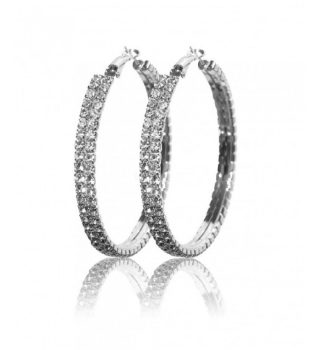 Gorgeous Swarovski Crystallized Elements Earrings