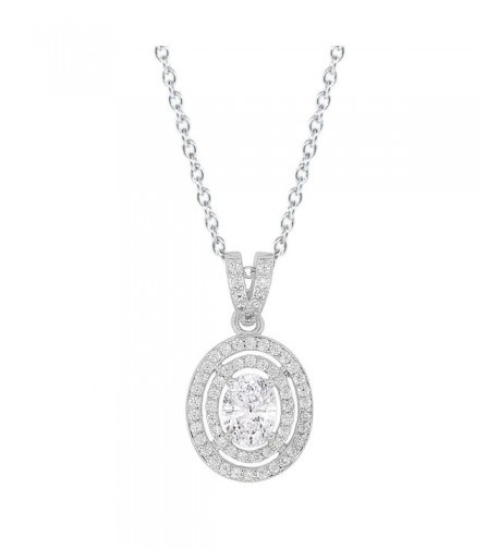 Cate Chloe Necklace Solitaire Beutiful