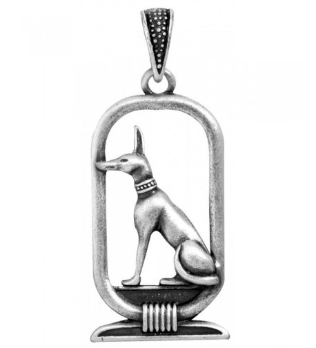 Anubis Pendant Collectible Medallion Accessory