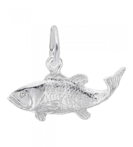Rembrandt Charms Bass Sterling Silver