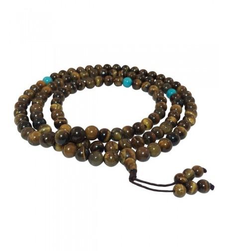 Tibetan Tiger Wrist Beads Meditation