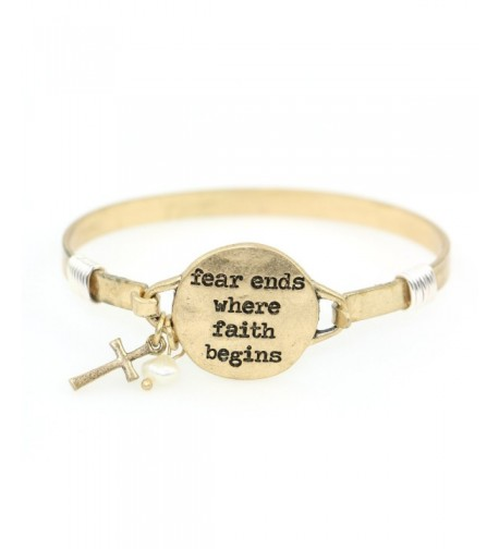 Begins Handmade Beautiful Christian Bracelet