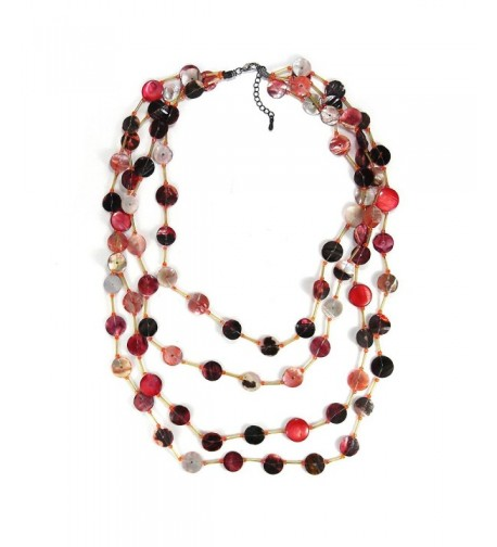 Beauty Mother Pearl Handmade Necklace