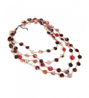 Women's Strand Necklaces