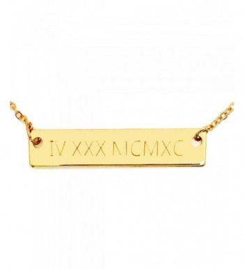Numeral Necklace Sister grandma friend