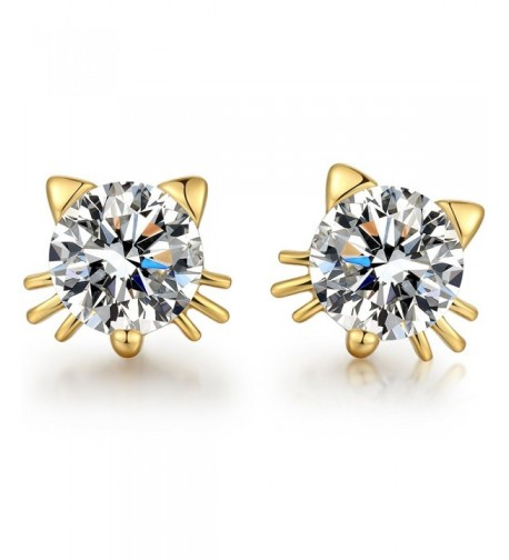 Earrings Naughty Zirconia Fashion Lovely