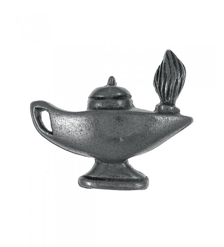 Lamp Learning Lapel Pin Count