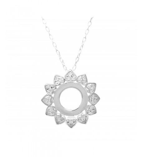 Kameleon Jewelry KP038 Sunflower Pendant