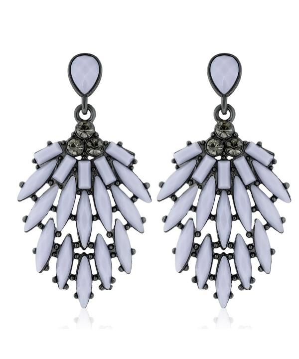 Sparkle Bargains SB42GRAYE Cascading Earrings