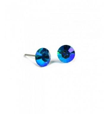 Aurore Diamond Austrian Crystal Earrings