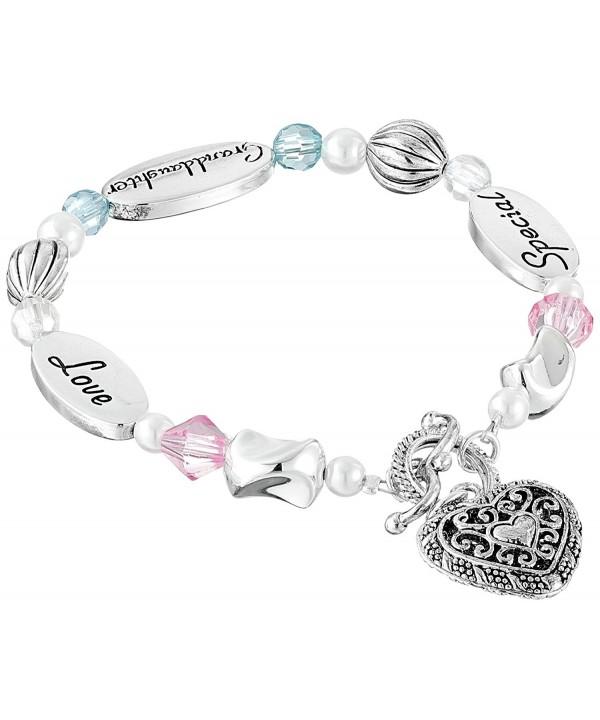 Expressively Yours EXPBR SGL Bracelet Granddaughter