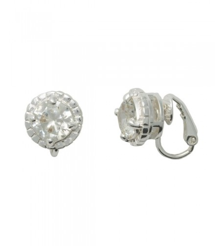 Hypoallergenic Cubic Zirconia Earrings Sensitive