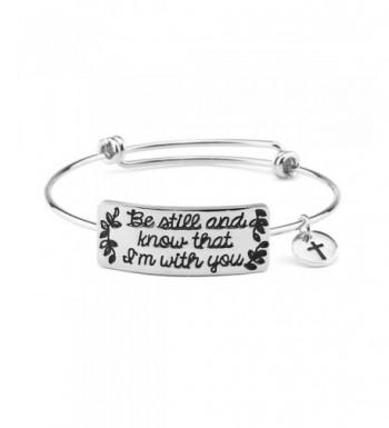 Bracelet Encouragement Expandable Positive Christian