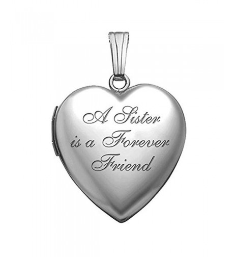 PicturesOnGold com Sterling Silver Forever ENGRAVING