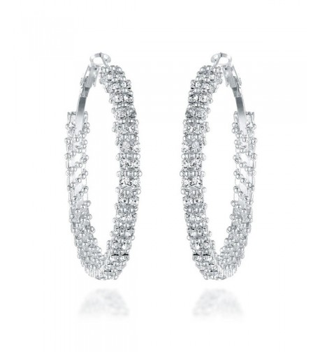Gemini Womens Swarovski Crystal Earring