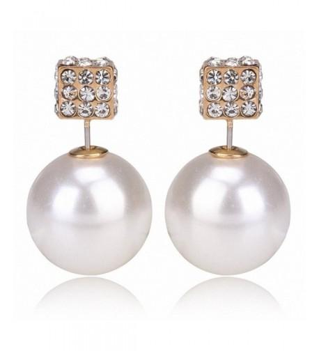 Fashion Womens Earring Crystal Earrings
