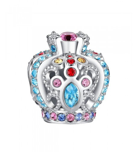 Glamulet Multicolor Crystals Openwork Sterling