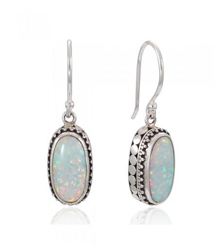 Sterling Silver Vintage Filigree Earrings
