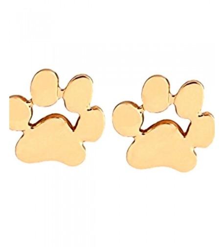Print Earrings Studs Earring Jewelry
