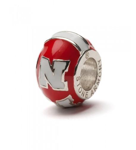 University Nebraska Stainless Officially Bracelets