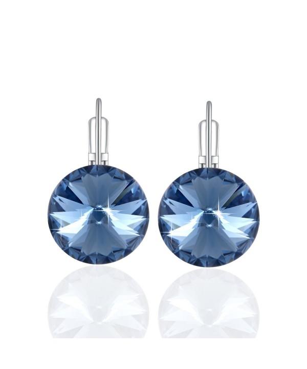 PLATO Earrings Swarovski Crystals EarringBirthday