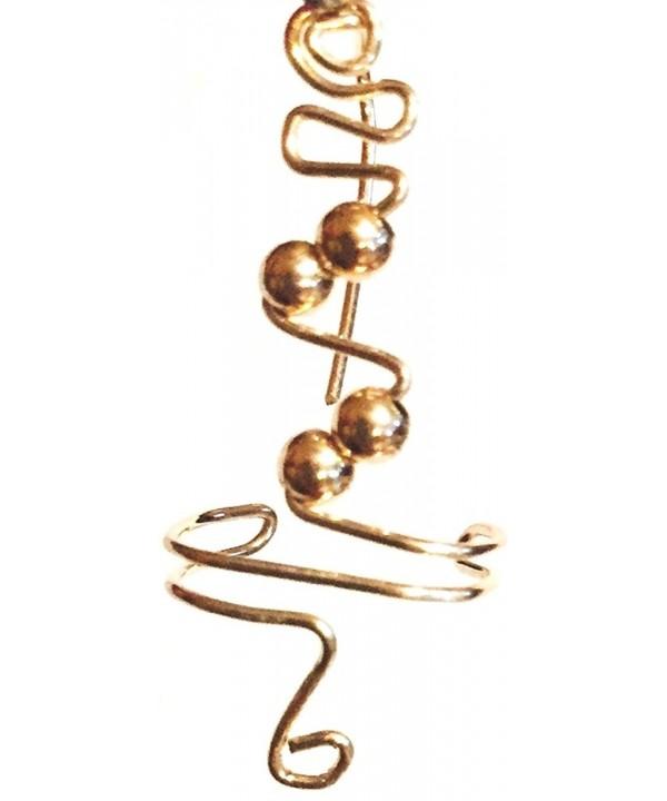 Handmade Sterling Gold filled Cartilage gold filled