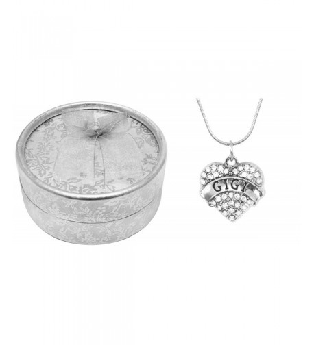 Gift Jewelry Engraved Necklace Colorless