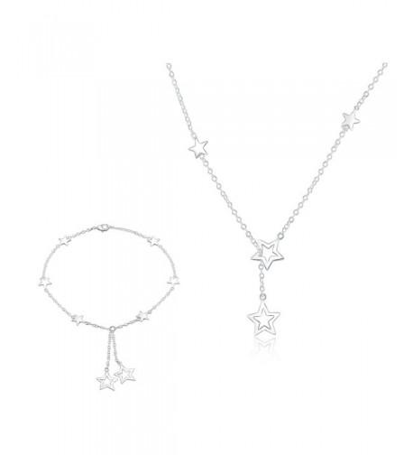 Jewelry Set Necklace Pendant Bracelet