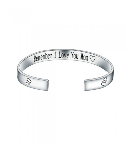 Silver Plated Remember Forever Mothers