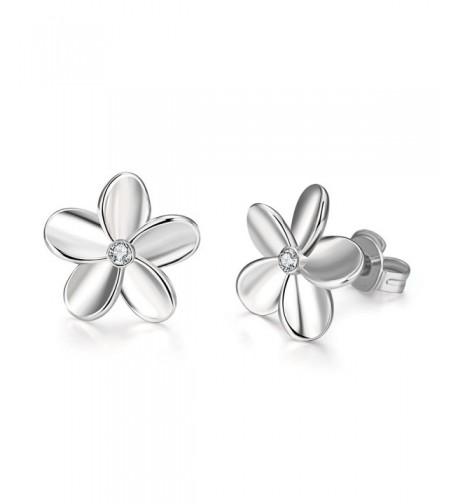 ImSky Earrings Flower Shaped Jewellery
