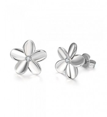 ImSky Earrings Flower Shaped Jewellery