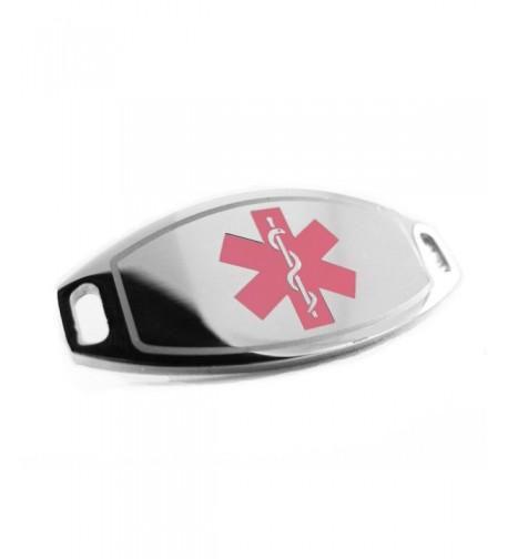 MyIDDr Medical Attached Bracelet Symbol