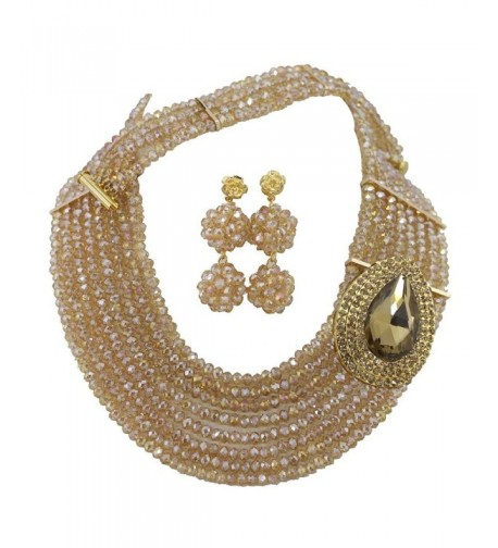 Africanbeads Crystal Jewelry African Wedding