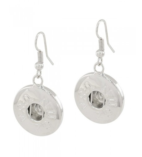 Silver Nugz Interchangeable Earrings Jewelry